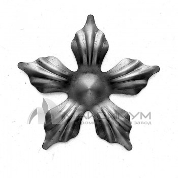 Цветок, D-100мм